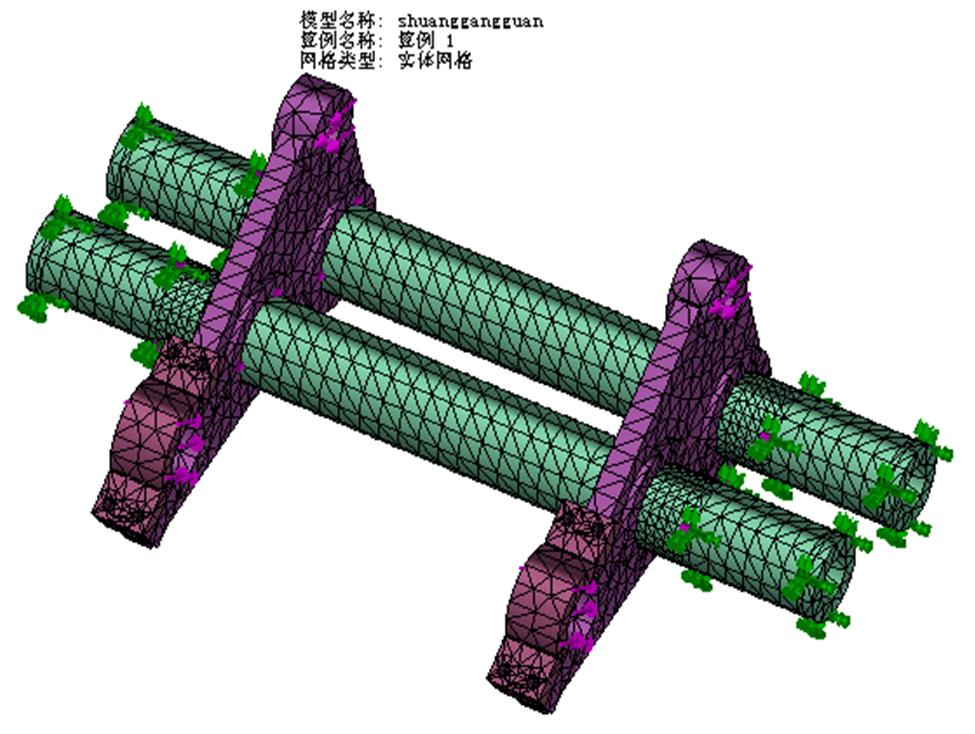 自己钢管车结构图